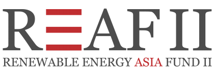 Renewable Energy Asia Fund II Logo