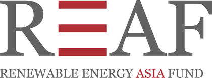 Renewable Energy Asia Fund Logo